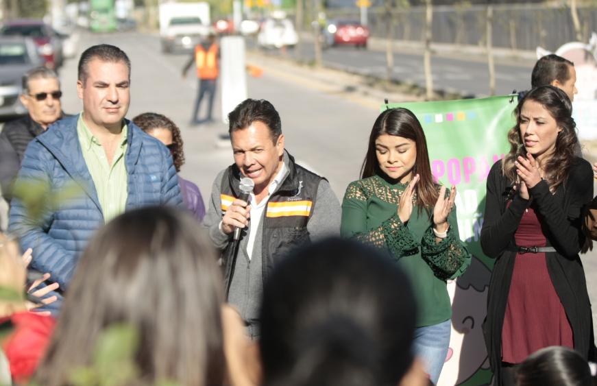 Transforma Gobierno Municipal de Zapopan Camino Viejo a Tesistán