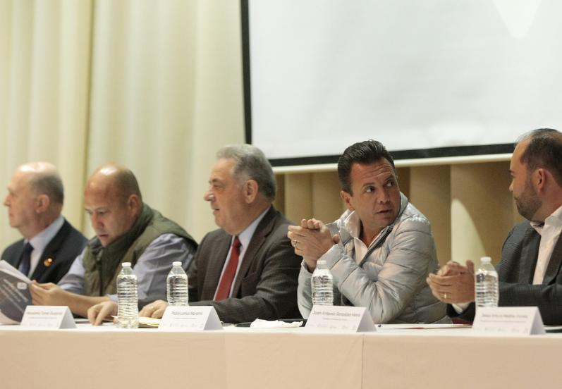 Aporta Zapopan experiencia para fortalecer el programa Senderos Seguros en el Área Metropolitana de Guadalajara