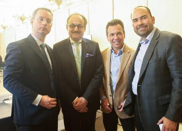 Estrechan colaboración municipios del AMG con la Unión Europea