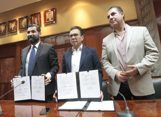 Signa Zapopan colaboración con la Cámara Mexicana de la Industria de la Construcción