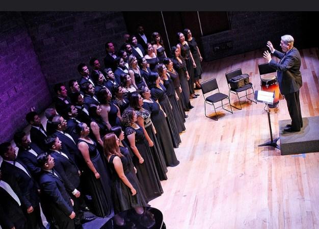 Se presenta Coro Municipal de Zapopan en Miércoles de Concierto