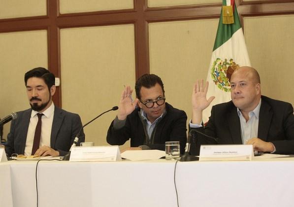 Preside Pablo Lemus sesión ordinaria de la Junta de Coordinación Metropolitana