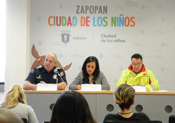 Alista Zapopan operativo de seguridad para el Clásico Tapatío Guadalajara–Atlas