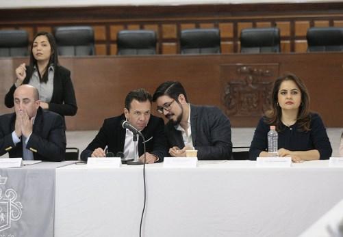 Participa Pablo Lemus en reunión metropolitana con Diputados Federales