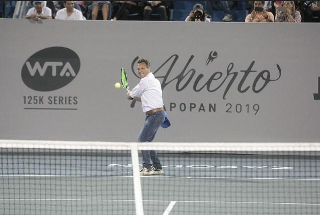 Zapopan se consolida como sede del torneo de tenis femenil internacional