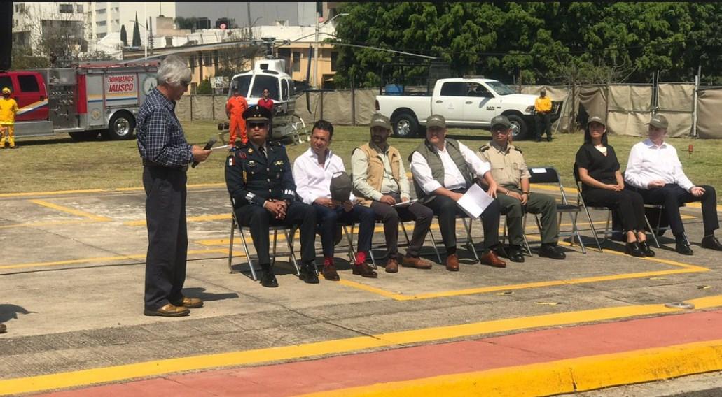 Suma Zapopan acciones para prevenir incendios forestales en Jalisco