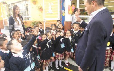 Lleva Zapopan programa Escuelas con Estrella a la colonia Indígena en San Juan de Ocotán