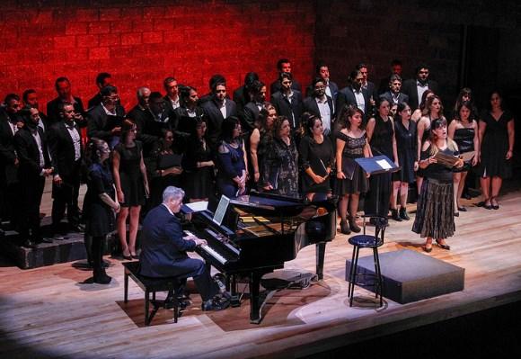 Presenta Coro Municipal de Zapopan el concierto 'Oldies but Goldies'