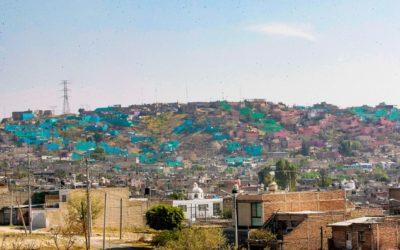 Lleva 'Pintemos Zapopan' color a las calles de la colonia Nuevo Vergel