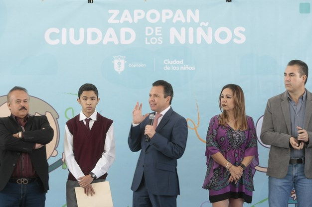 Llega Escuelas con Estrella a la Secundaria Mixta 28 Nicolás Copérnico