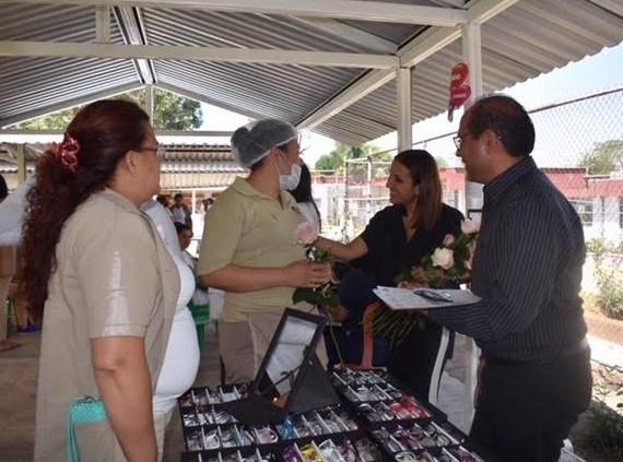 Brinda DIF Zapopan servicios integrales a internas del Centro de Reinserción Femenil de Jalisco