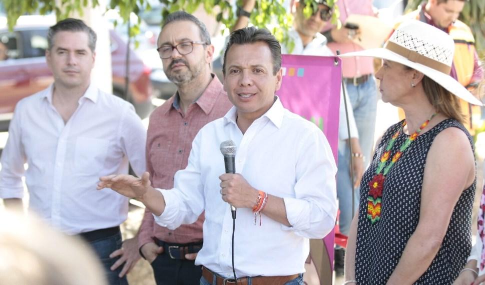 Arranca rehabilitación de 9 kilómetros de vialidades en Ciudad Granja