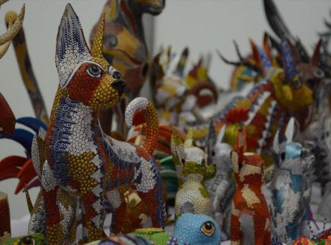 Recibe Zapopan a artesanos de ocho regiones de Oaxaca