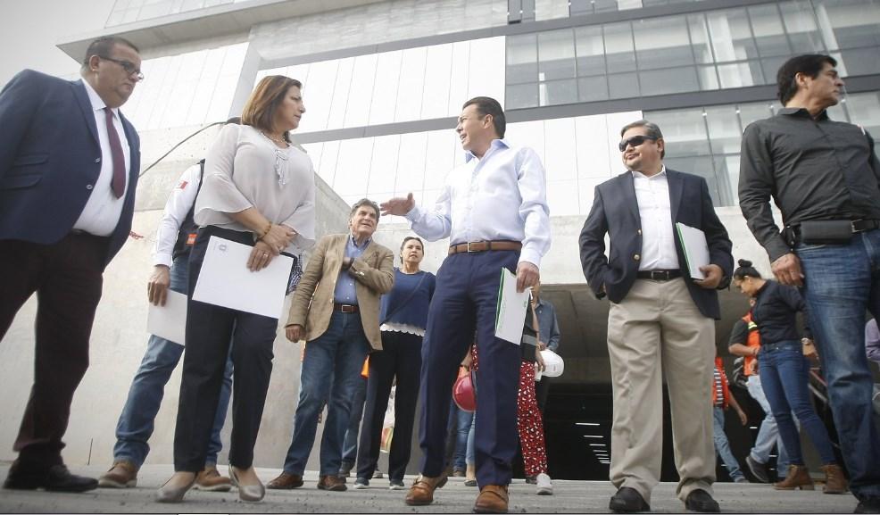 Presenta 81 por ciento de avance el Centro Integral de Servicios Zapopan (CISZ)