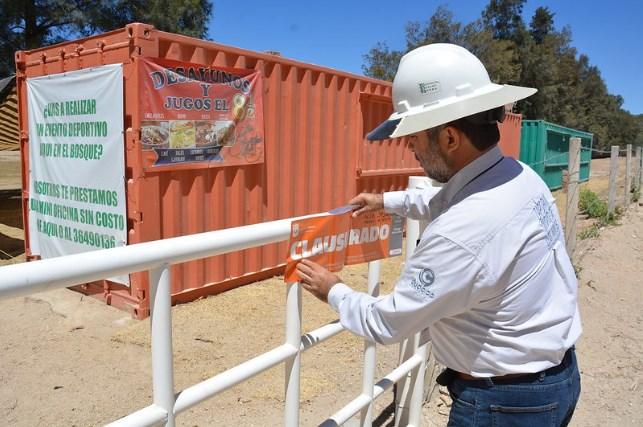 Realiza Zapopan operativo contra venta de lotes y construcción en Área Natural Protegida Bosque La Primavera