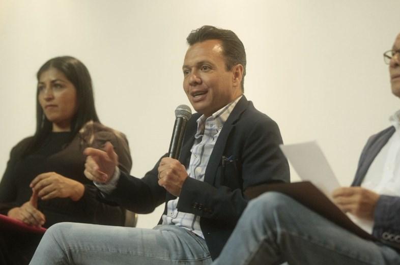 Participa Pablo Lemus en foro de transparencia y anticorrupción Jalisco