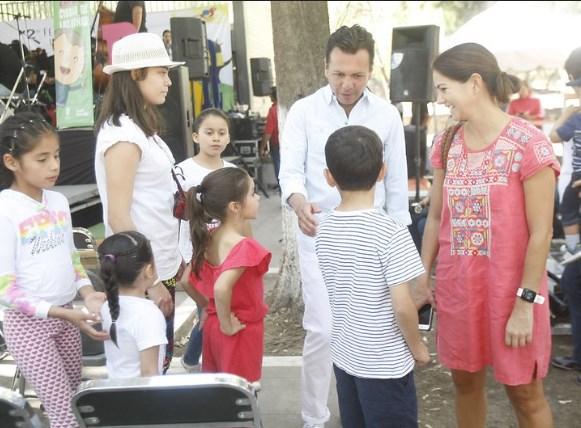 Fomenta Zapopan la lectura en los niños y niñas con festival familiar