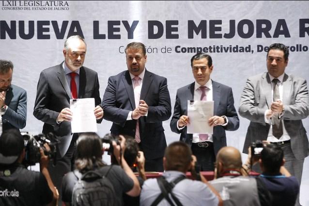 Apuesta Jalisco en ser referente nacional e internacional en mejora regulatoria