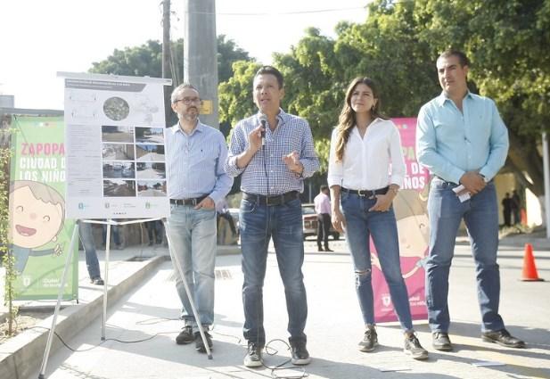Brinda Zapopan mayor conectividad en San Juan de Ocotán