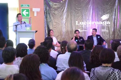 Presenta Zapopan, Ciudad de los Niños, el programa 'Luciérnaga', para la transformación de las bibliotecas municipales