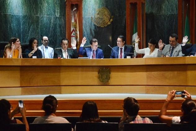 Aprueba Pleno comodato de predio en El Fortín para la base de la Guardia Nacional