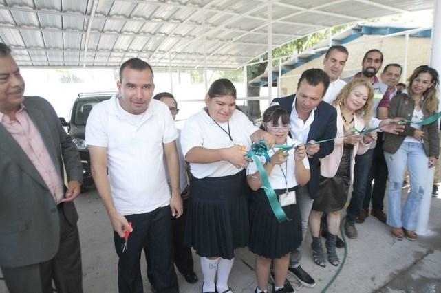 Interviene Zapopan, Ciudad de los niños, el Centro de Capacitación e Integración Laboral Benito Juárez