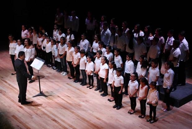 El Coro Infantil de Zapopan presentará «Del virreinato al folclor» en el Centro Cultural Constitución