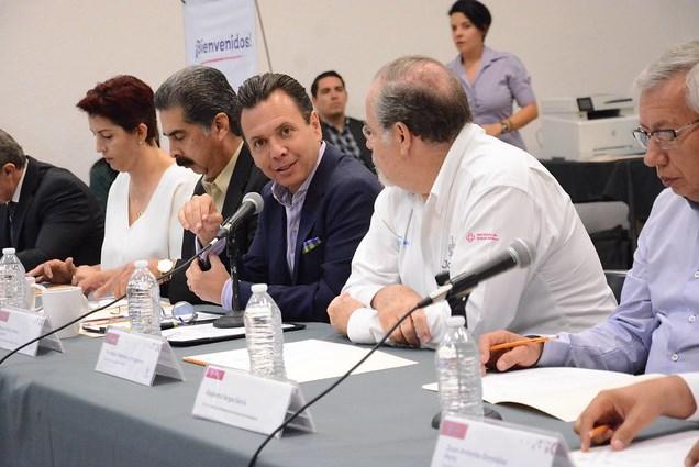 Preside Pablo Lemus zona Región Centro de la Red de Municipios por la Salud