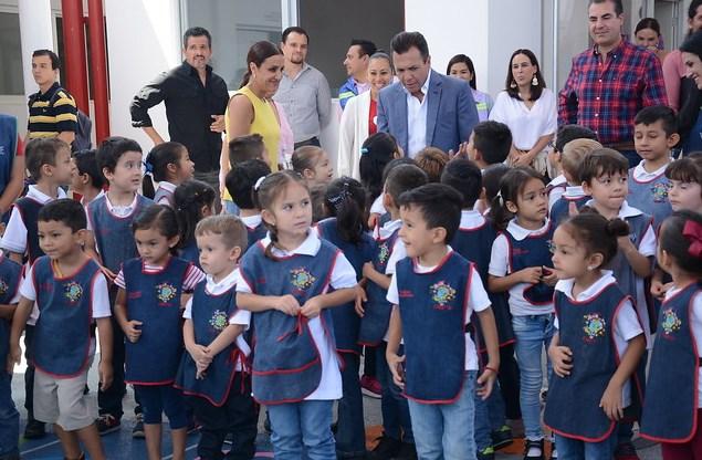 EntregaZapopanrehabilitación de Centro de Desarrollo Infantil en colonia Conjunto Laureles