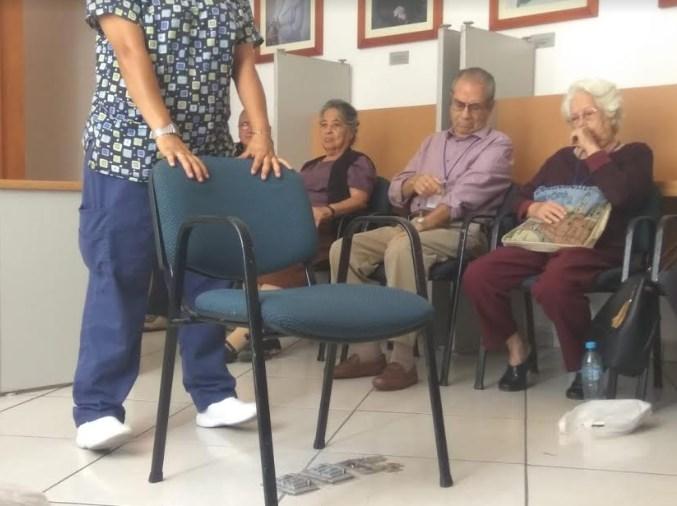 Imparte DIF Zapopan taller de prevención de caídas en adultos mayores