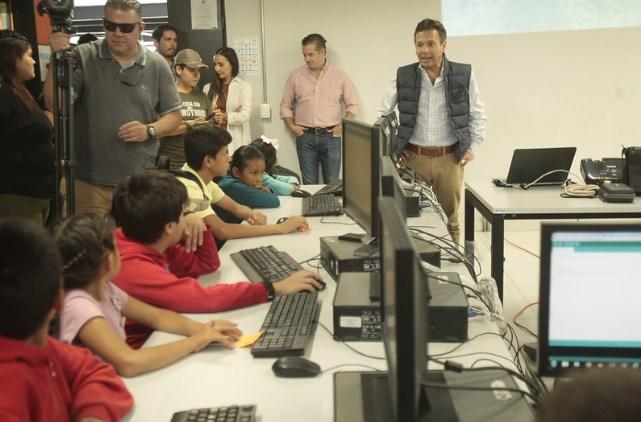 Promueve Zapopan la innovación, la ciencia y la tecnología en niños, niñas y jóvenes de Miramar