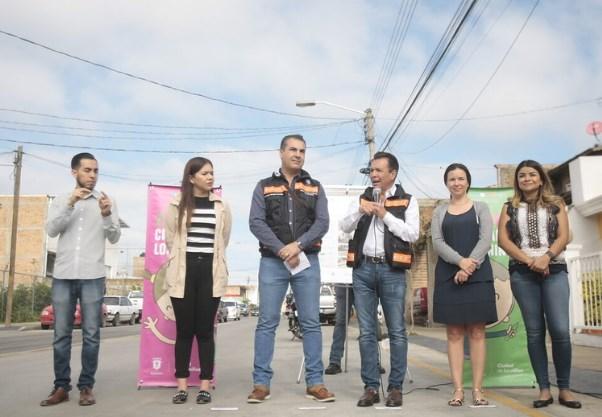Dignifica Zapopan movilidad vial y peatonal para los vecinos de Tesistán