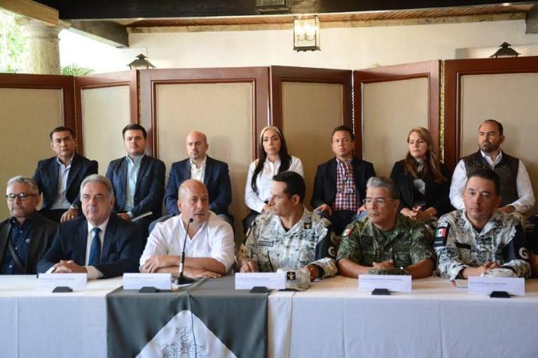 Llegan mil 865 elementos de la Guardia Nacional a Jalisco