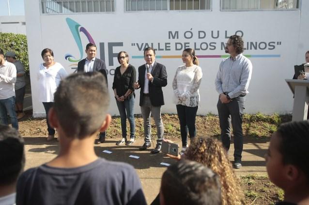 Abre DIF Zapopan módulo de atención en Valle de los Molinos