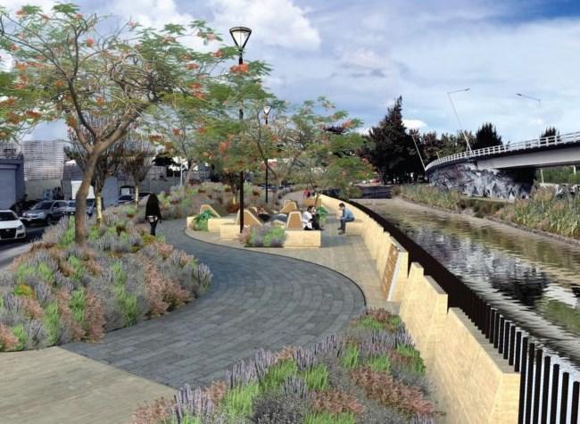 Inicia en Zapopan construcción de Paseo Atemajac