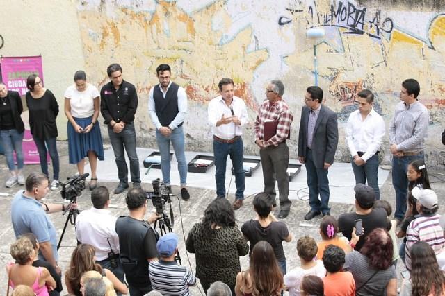 Inicia Zapopan proyecto de Reconstrucción del Tejido Social