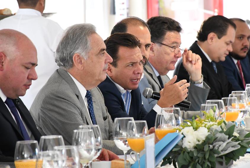 Participa Pablo Lemus en Mesa de Seguridad y Justicia de SOS Jalisco