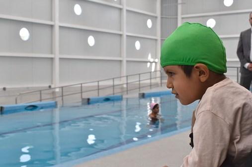 Arranca terapia acuática para niños del Centro de Autismo de DIF Zapopan