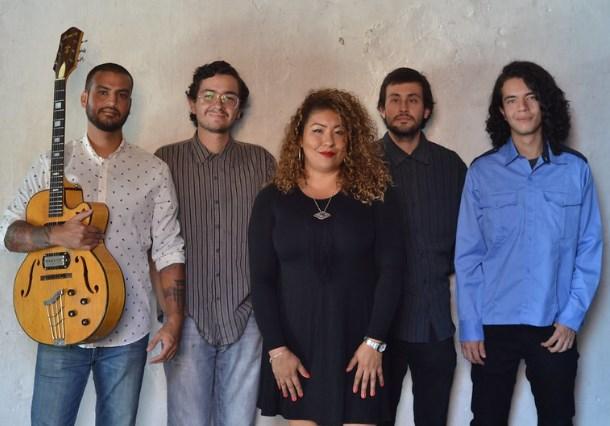 Presenta Zapopan concierto de Los Villanos Blues Band con Grizz Piña