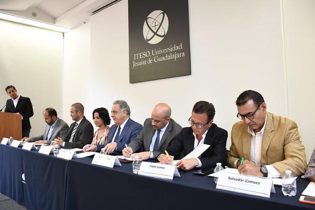 Signa Zapopan convenio de colaboración con México Evalúa