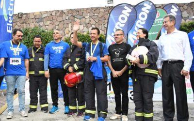 Realiza Zapopan la cuarta edición la Carrera Vertical