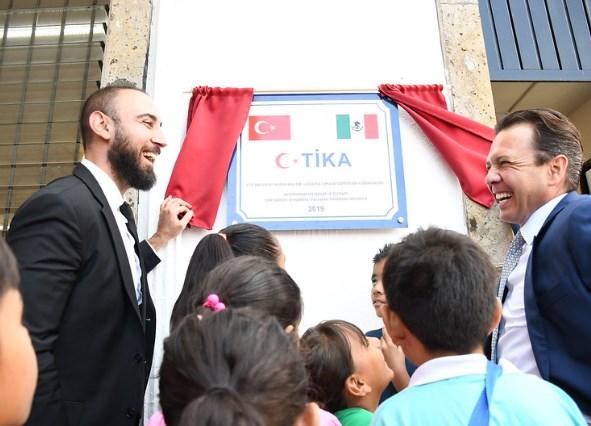 La Biblioteca Central de Zapopan se transforma en la Biblioteca de la Amistad México–Turquía