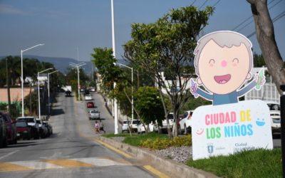 Concluye Zapopan más de 2 kilómetros de pavimentación de avenida Guadalajara