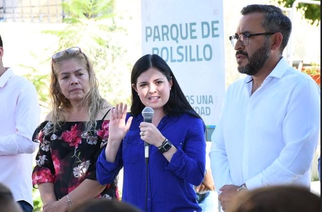 Recuperan ciudadanos y gobierno espacios públicos en Valle de San Isidro