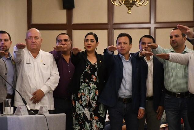 Encabeza Pablo Lemus Red Jalisciense de Municipios por la Salud