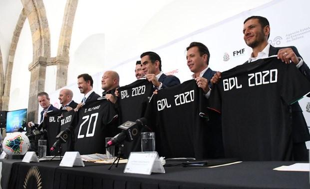 Serán Zapopan y Guadalajara sedes del torneo preolímpico varonil Concacaf rumbo a Tokio 2020