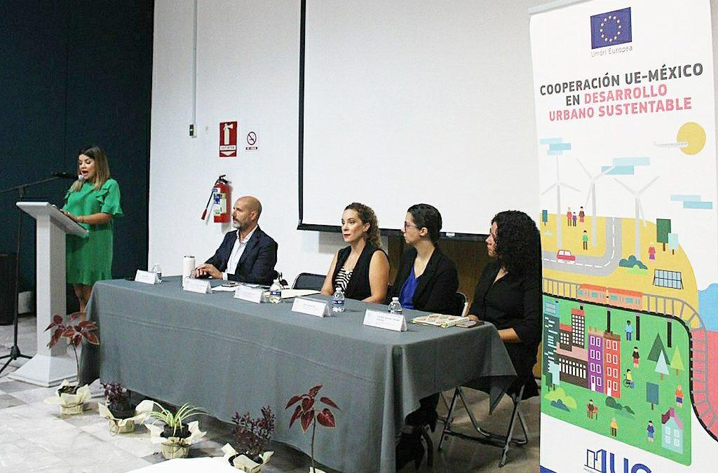 Recibe Zapopan capacitación del Joint Research Center, de la Unión Europea, hacia el Pacto Global de Alcaldes por el Clima y la Energía