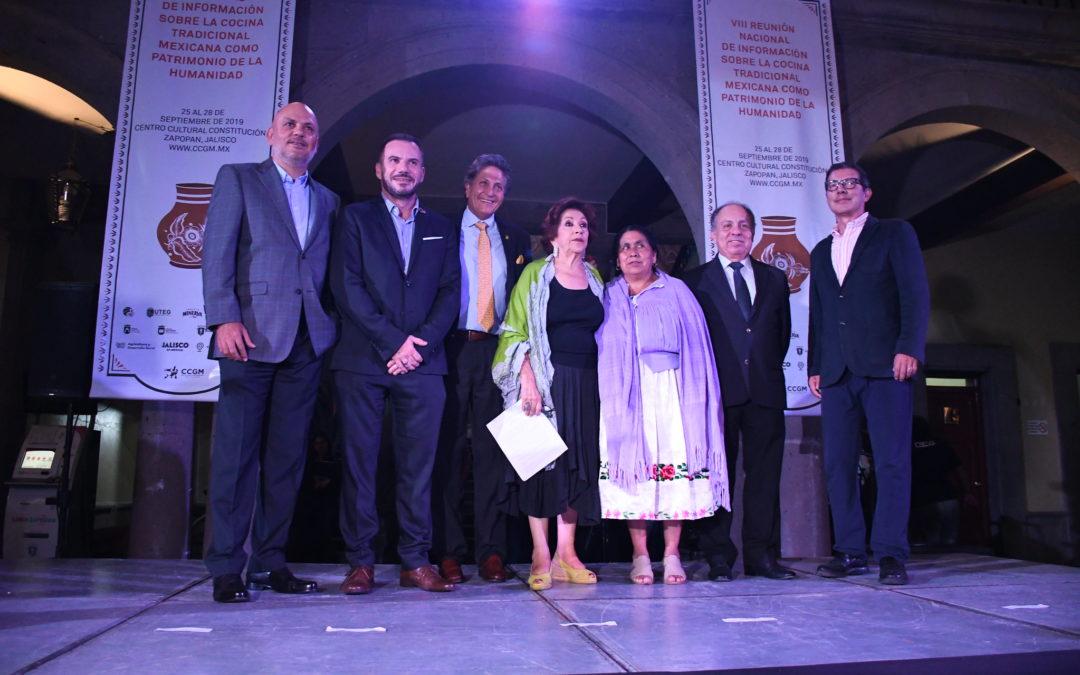 Inaugura Zapopan la VIII Reunión Nacional de Información sobre la Cocina Tradicional Mexicana como Patrimonio Inmaterial de la Humanidad