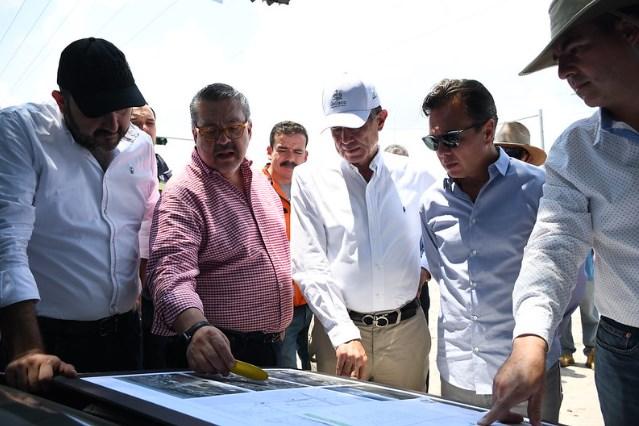 Supervisa Zapopan proyecto de conectividad vial en Distrito Cultural Universitario