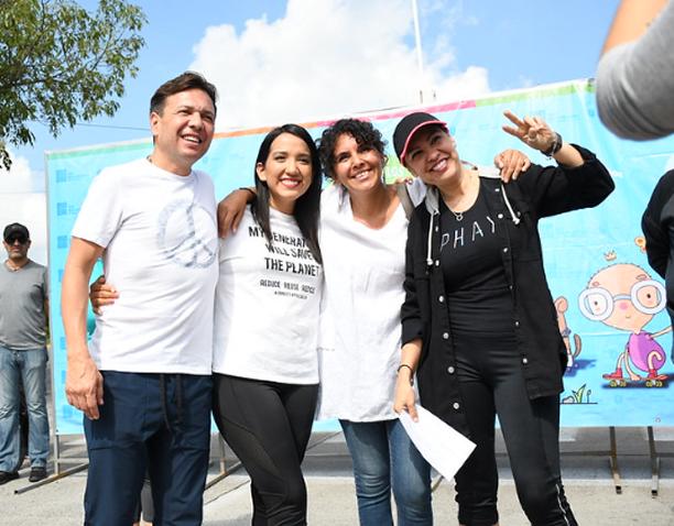 Celebra Zapopan XV Aniversario de la Vía RecreActiva